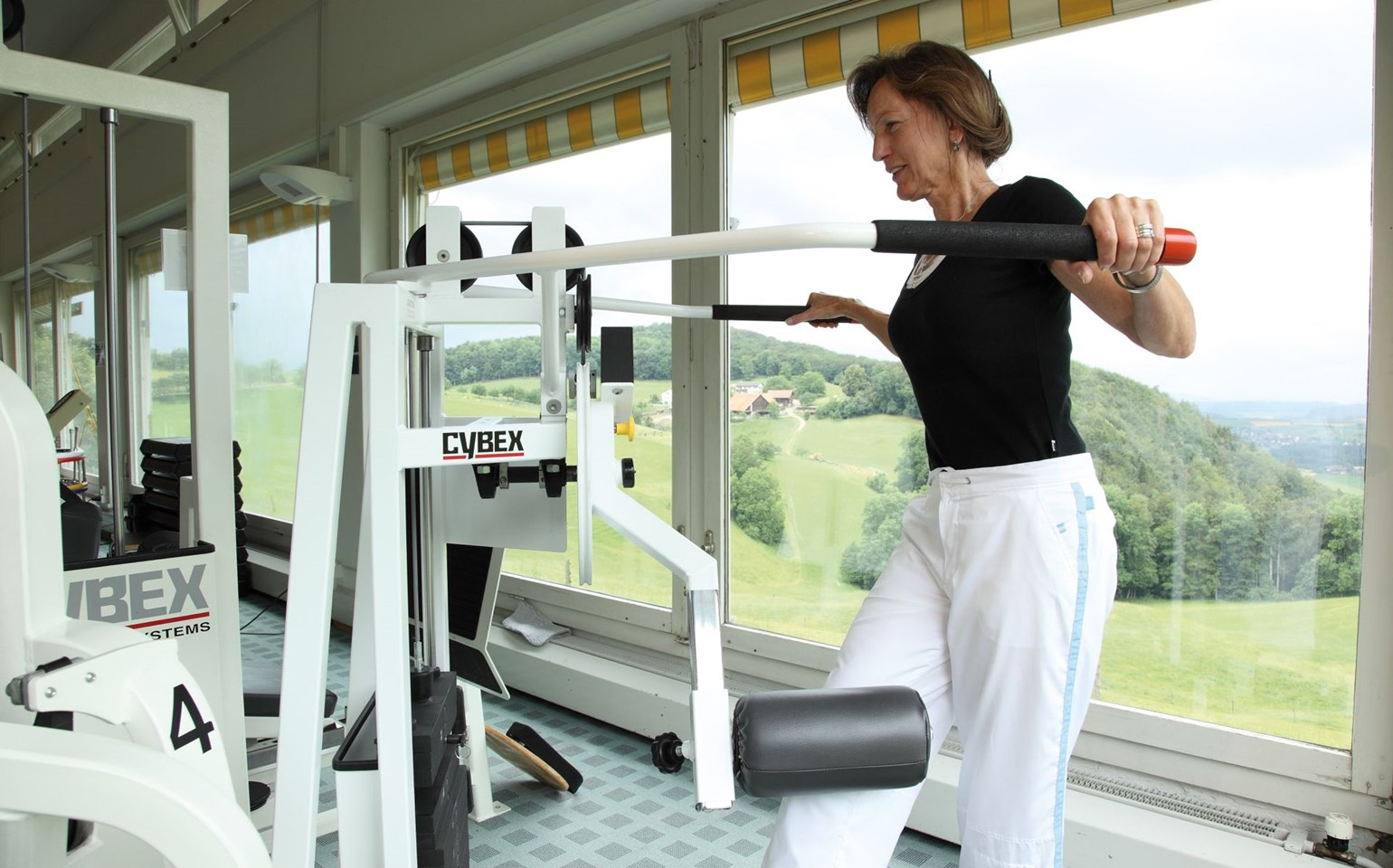 Bad Ramsach Quellhotel_Laeufelfingen_Wellness Fitness