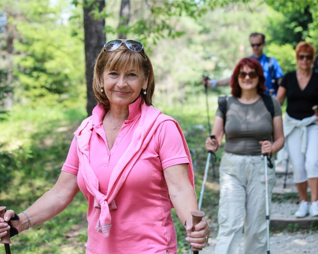 Nordic-Walking-Spass